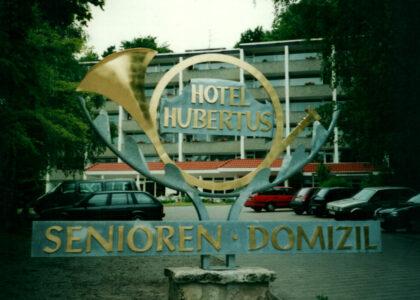 Vergoldungen - Senioren-Domizil Hotel Hubertus